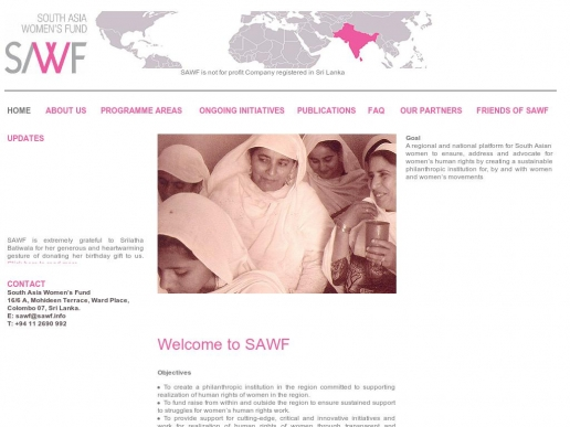 sawf.info thumbnail