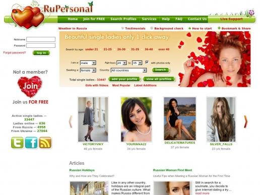 rupersonal.com thumbnail