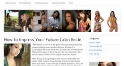 latinabrides.org thumbnail