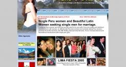 perubrides.com thumbnail