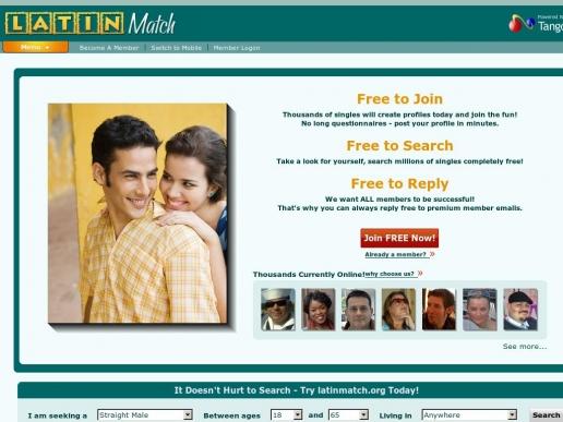 latinmatch.org thumbnail