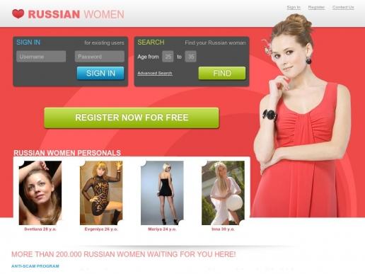 russianwomen.org.uk thumbnail