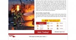 fireservicedating.com thumbnail