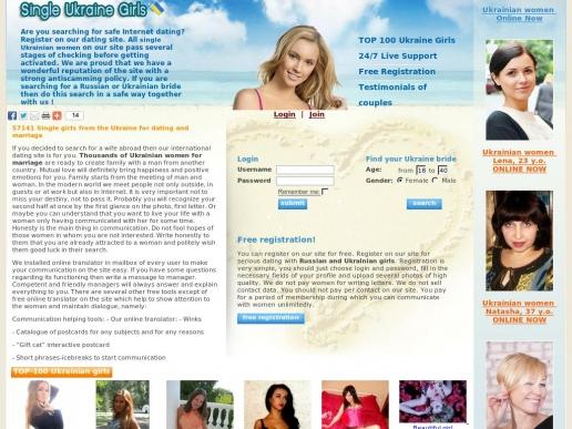 singleukrainegirls.net thumbnail