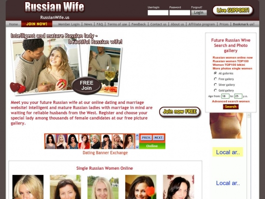 russianwife.us thumbnail