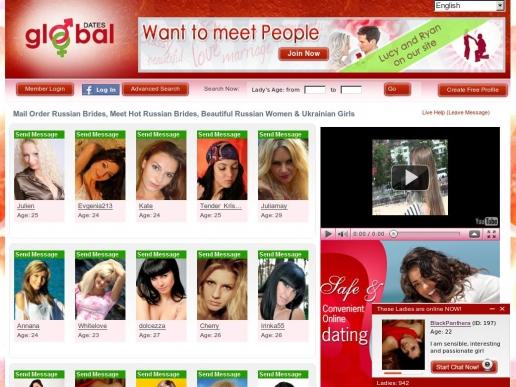 globaldates.org thumbnail