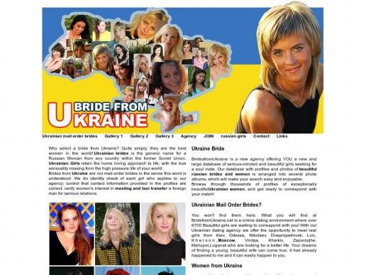 bridefromukraine.net thumbnail