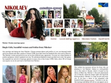 nikolaevmarriageagency.net thumbnail