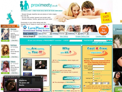 proximeety.co.uk thumbnail
