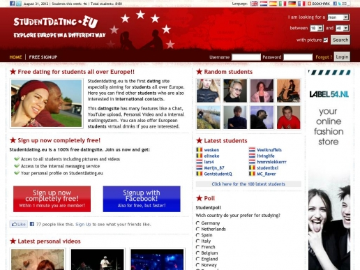 studentdating.eu thumbnail