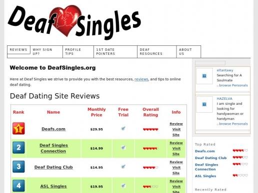 deafsingles.org thumbnail