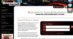 speeddatedallas.com thumbnail