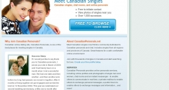 canadianpersonals.net thumbnail