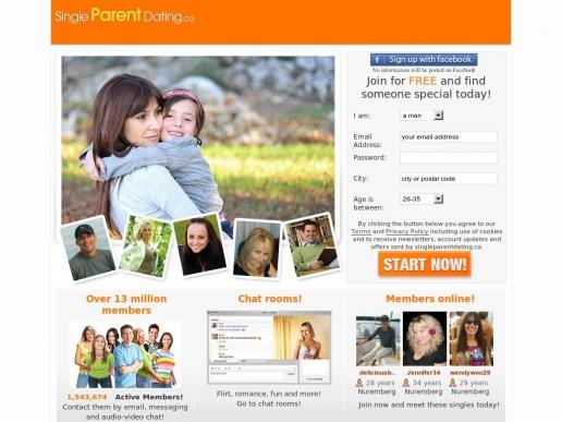 singleparentdating.ca thumbnail