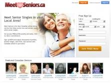 meetseniors.ca thumbnail