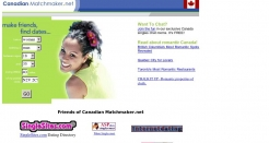 canadianmatchmaker.net thumbnail
