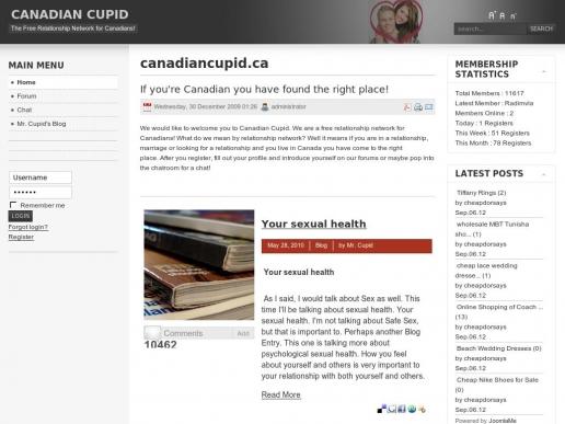canadiancupid.ca thumbnail