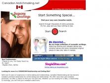 canadianmatchmaking.net thumbnail