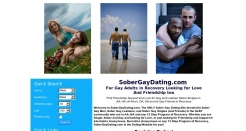 sobergaydating.com thumbnail