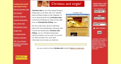 christiancafedating.com thumbnail