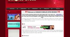 singlessites.ca thumbnail
