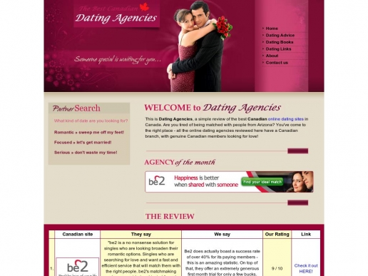 datingagencies.ca thumbnail