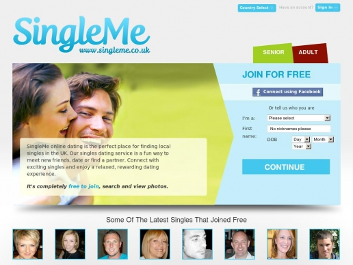 singleme.co.uk thumbnail