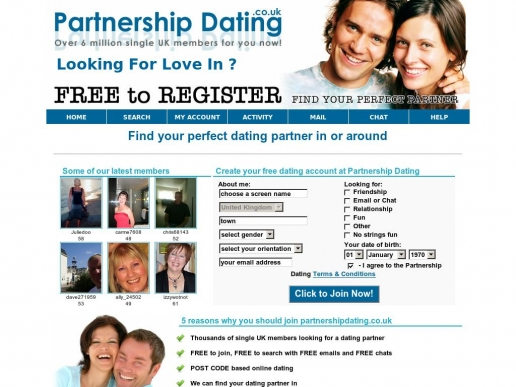 partnershipdating.co.uk thumbnail
