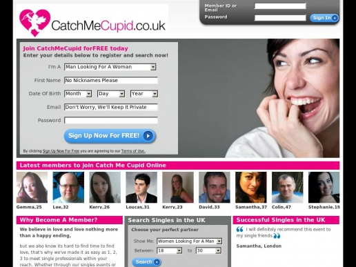 catchmecupid.co.uk thumbnail