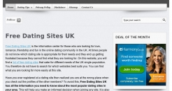 ukfreedatingsites.co.uk thumbnail