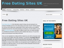 ukfreedatingsites.co.uk thumbnail
