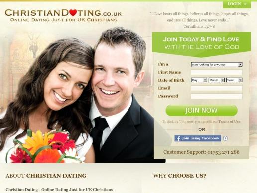 christiandating.co.uk thumbnail