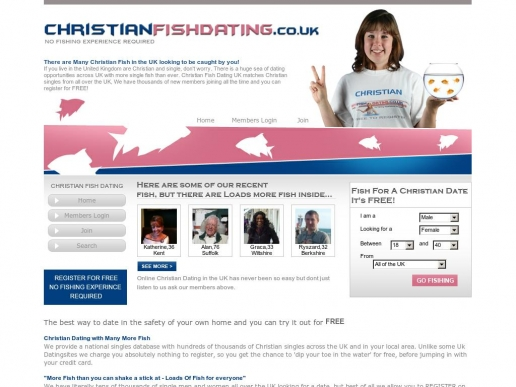 christianfishdating.co.uk thumbnail