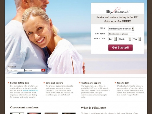 fiftydate.co.uk thumbnail