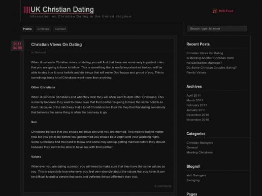 ukchristiandating.net thumbnail