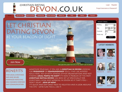 christiandatingdevon.co.uk thumbnail