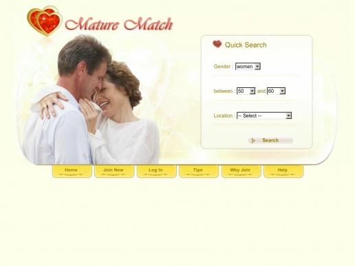 maturematch.co.uk thumbnail