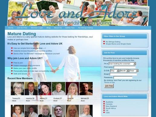 loveandadore.co.uk thumbnail