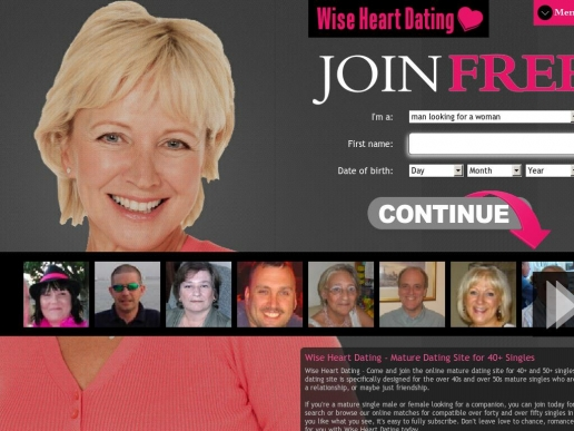 wiseheartdating.co.uk thumbnail
