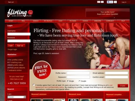 flirting.co.uk thumbnail