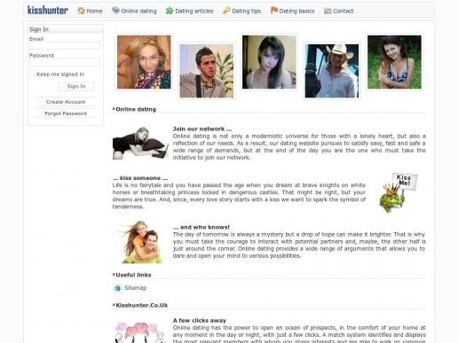 kisshunter.co.uk thumbnail
