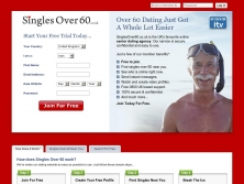 singlesover60.co.uk thumbnail