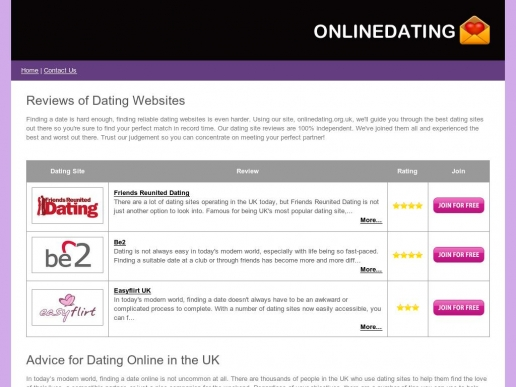 onlinedating.org.uk thumbnail