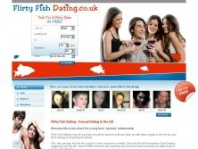 flirtyfishdating.co.uk thumbnail