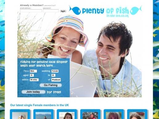 plentyoffishinthesea.co.uk thumbnail