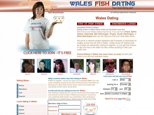 walesfishdating.co.uk thumbnail