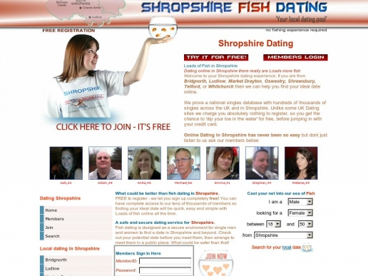 shropshirefishdating.co.uk thumbnail