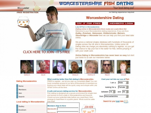 worcestershirefishdating.co.uk thumbnail