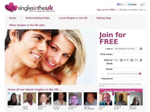 singlesintheuk.co.uk thumbnail