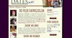 30plusdates.co.uk thumbnail